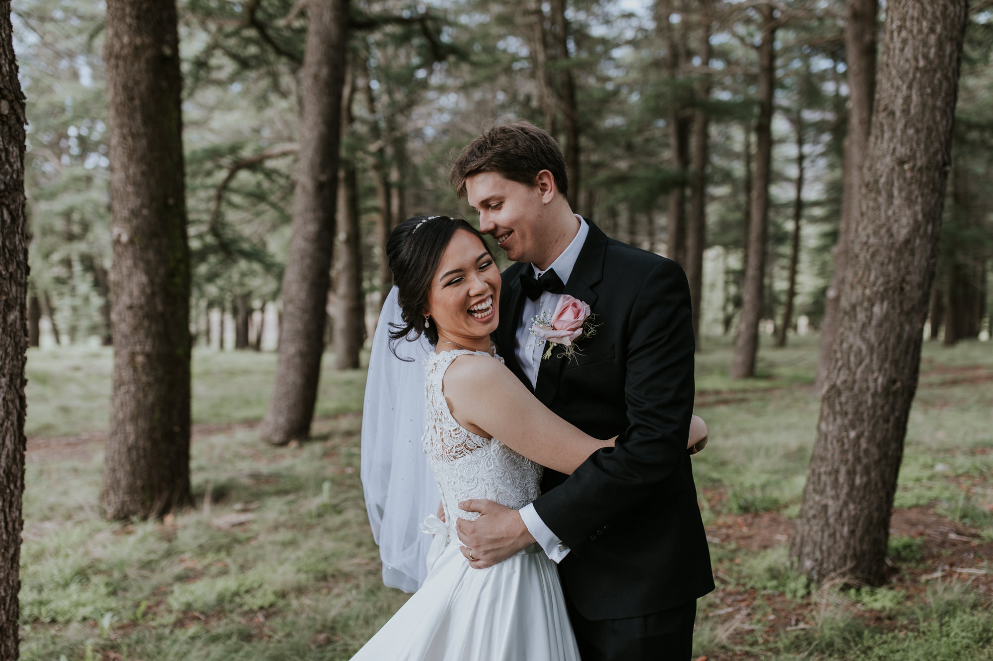 Canberra Wedding Photographer Rina Jack